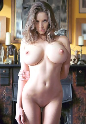 Nice Big Boobs And Pussy