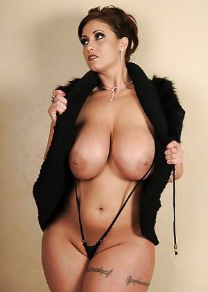 Big Tit MILF Porn Pictures