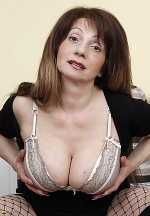 Big Tits Fishnet Porn Pictures
