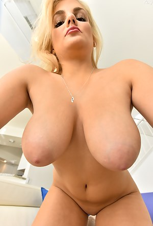 Mature Big Natural Tits Solo